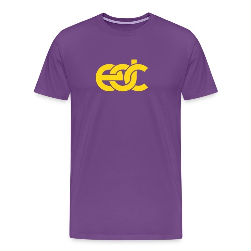 EDC Electric Daisy Carnival Fan Festival Design - Men's Premium T-Shirt