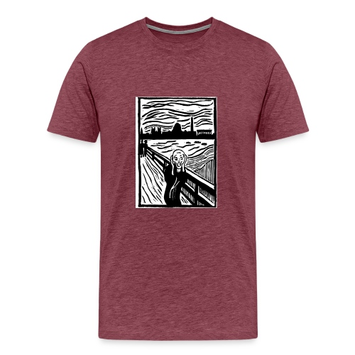 DC Screams - Men's Premium T-Shirt