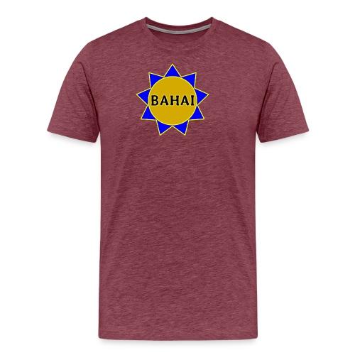 Bahai star - Men's Premium T-Shirt