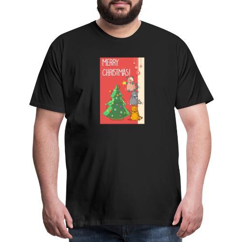 Christmas T-shirt - Men's Premium T-Shirt