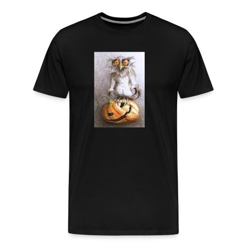 Vampire Owl - Men's Premium T-Shirt