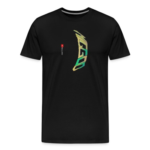 Mlg_God hoodie - Men's Premium T-Shirt