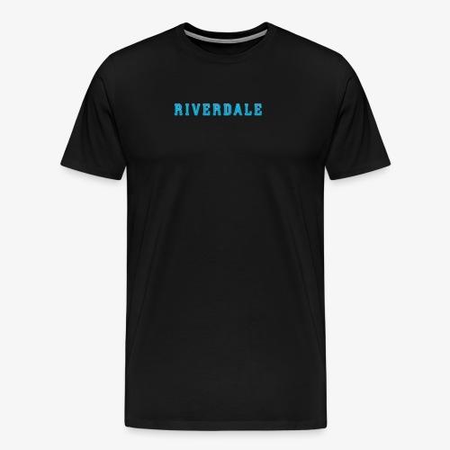 Riverdale simple tee - Men's Premium T-Shirt