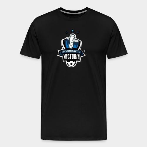 Foosball Victoria - Men's Premium T-Shirt