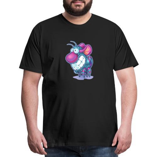 Funny Cartoon-Design - Men's Premium T-Shirt
