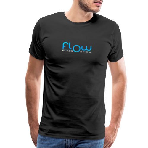 Poker Flow Show Merch - Men's Premium T-Shirt