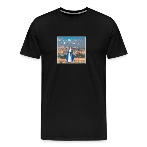PROMISED LAND TOURS. - Men's Premium T-Shirt