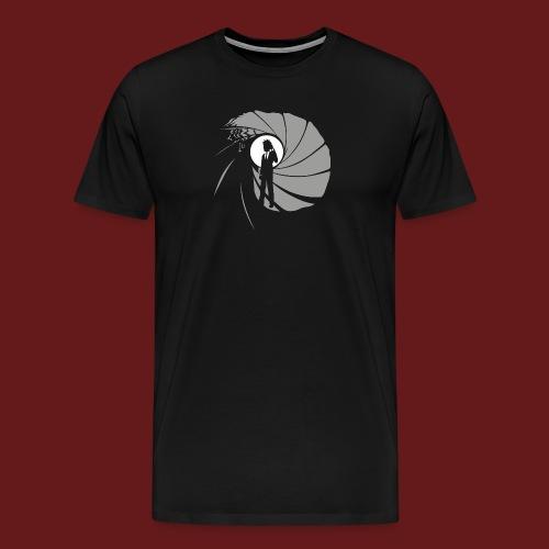 James Bond 1 png - Men's Premium T-Shirt