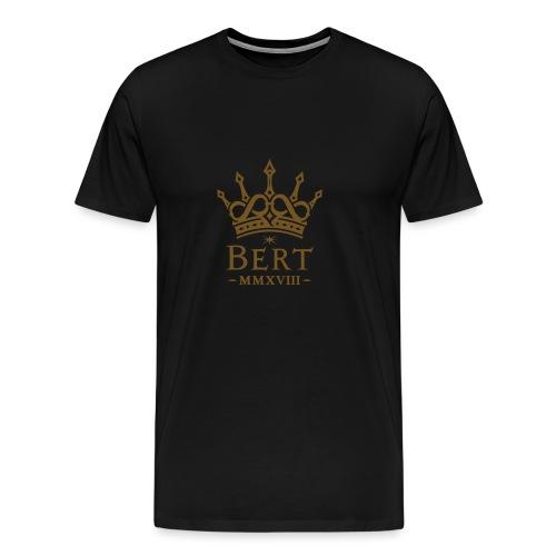 QueenBert down under 2018 - Men's Premium T-Shirt