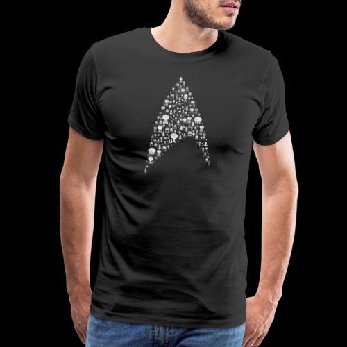 Startrek Insignia - Men's Premium T-Shirt