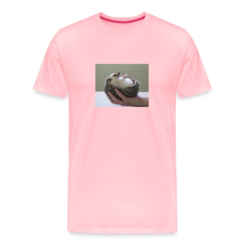 herisson main - Men's Premium T-Shirt