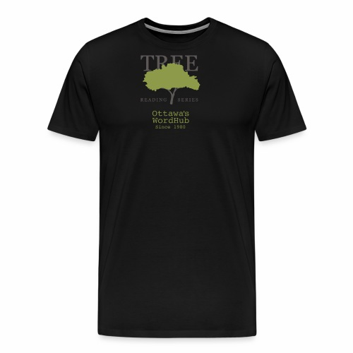 Tree Reading Swag - Men's Premium T-Shirt