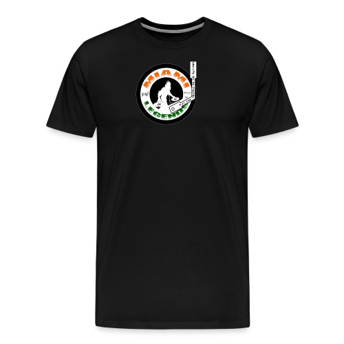 MIAMI LEGENDS GOT VINYL - Men's Premium T-Shirt