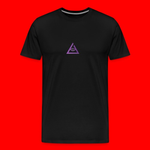 keyzzi tie-die t-shirt - Men's Premium T-Shirt