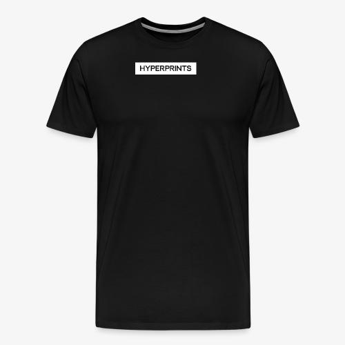 HYPERPRINTS LOGO - Men's Premium T-Shirt