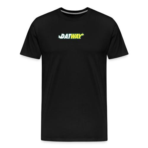 datway - Men's Premium T-Shirt