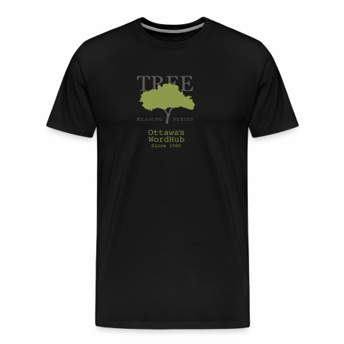 Tree Reading Swag - Men's Premium T-Shirt