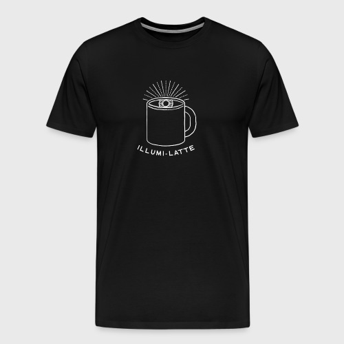Coffee Illuminati - Men's Premium T-Shirt