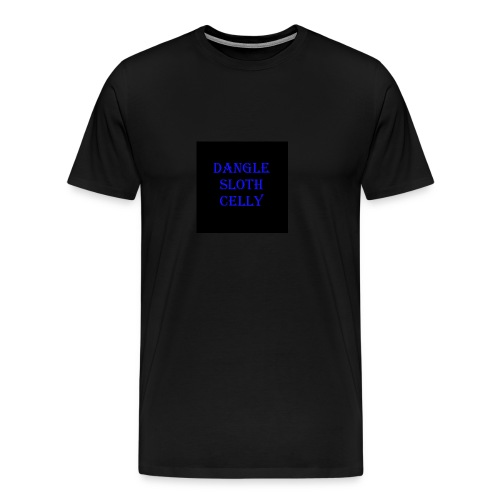 danglesloth - Men's Premium T-Shirt