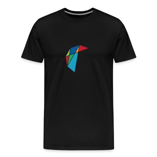 GLARE Logo - Men's Premium T-Shirt