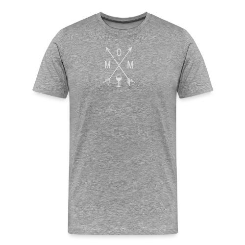 Mom Wine Time - Men's Premium T-Shirt