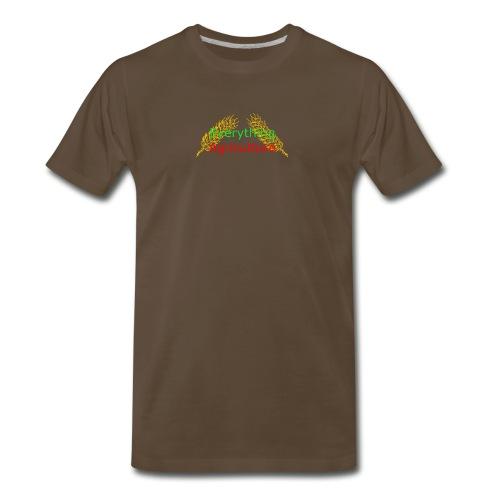 Everything Agriculture LOGO - Men's Premium T-Shirt