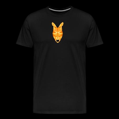 Kangaroozoo1 Logo - Men's Premium T-Shirt