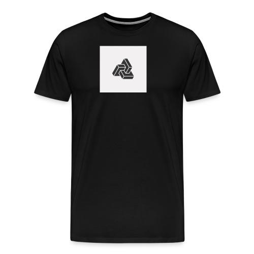 Triple Cube - Men's Premium T-Shirt