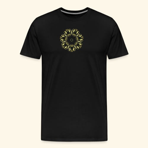 Celtic Motif 2 - Men's Premium T-Shirt