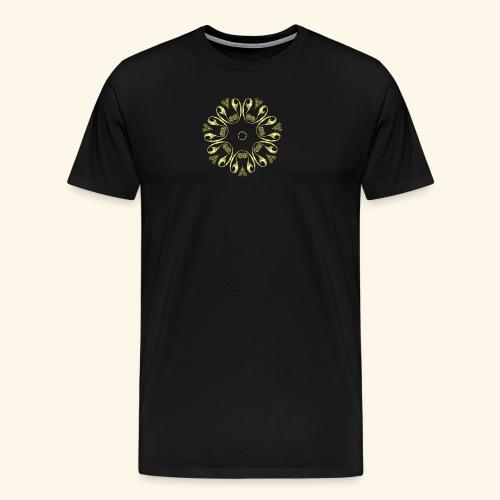 Celtic Motif 2 - Men's Premium T-Shirt