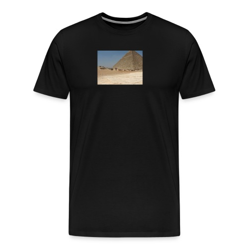 Pyramids of Egypt - Men's Premium T-Shirt