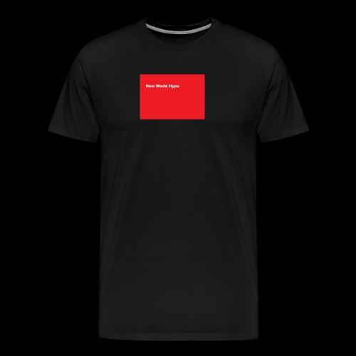 New World hype Supreme - Men's Premium T-Shirt