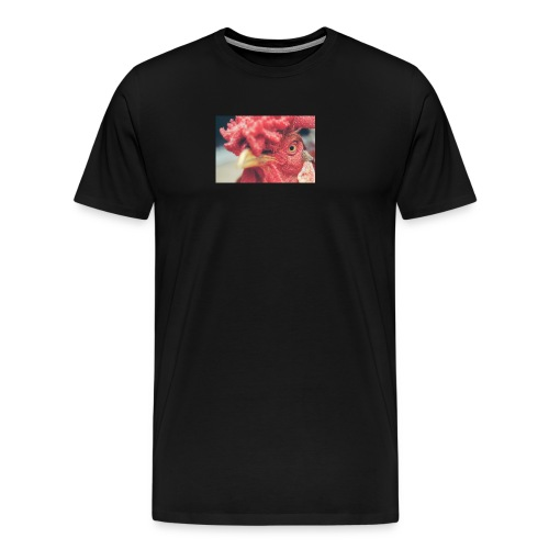 Red rooster - Men's Premium T-Shirt