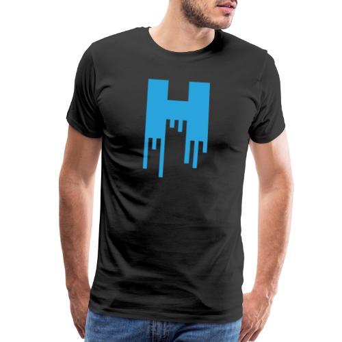 Logo NB 20cm - Men's Premium T-Shirt
