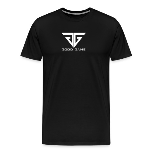 GG Logo Bandana - Men's Premium T-Shirt