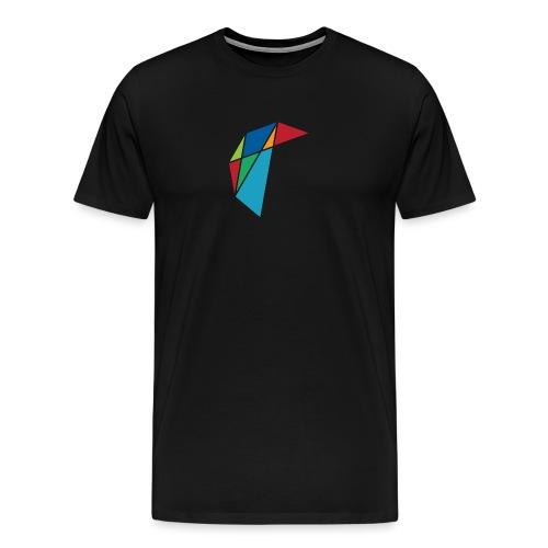 GLARE Logo - Men's Premium T-Shirt