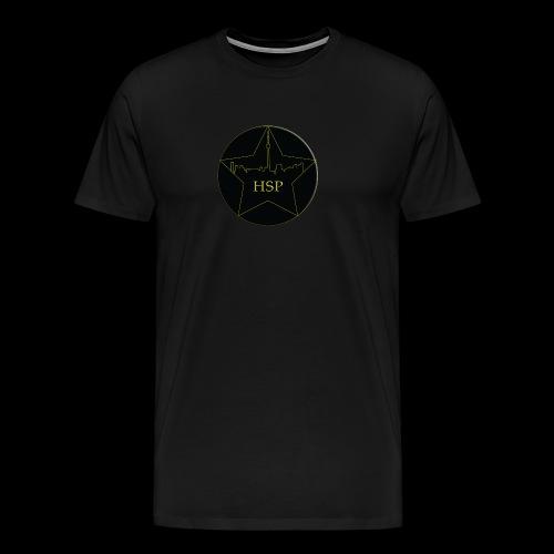 Hitstar Logo - Men's Premium T-Shirt