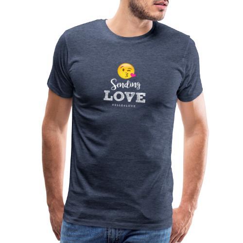 Sending Love - Men's Premium T-Shirt