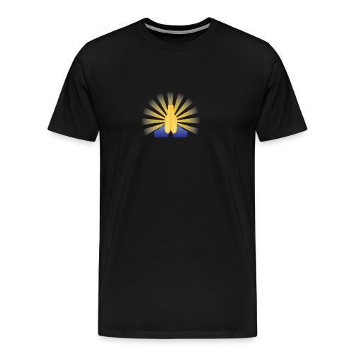 Prayer Hands - Men's Premium T-Shirt