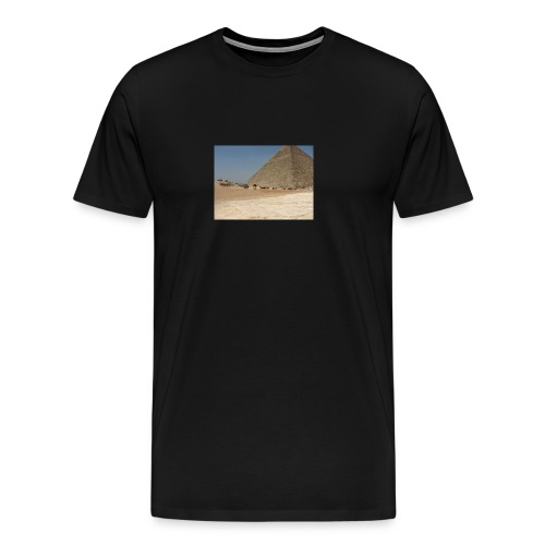 Pyramids of Egypt - Men's Premium T-Shirt