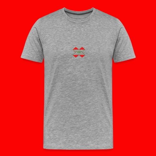 SANTA CLAUS IS THE MAN - Men's Premium T-Shirt