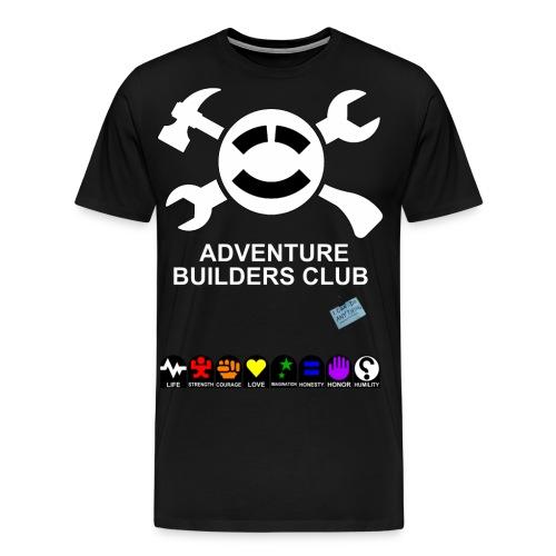 Adventure Builders Club - Men's Premium T-Shirt