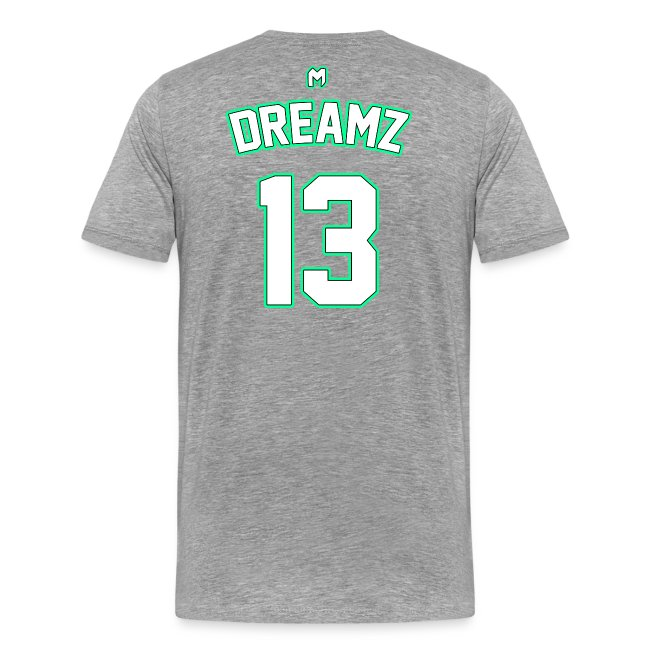 Player T-Shirt | Dreamz