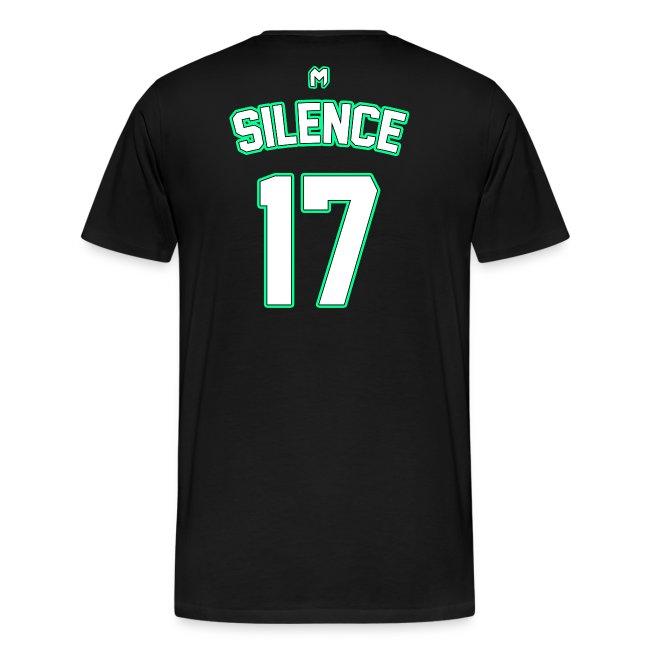Player T-Shirt | Silence