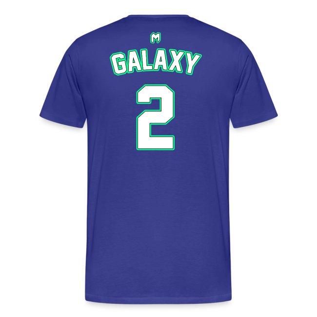Player T-Shirt | Galaxy