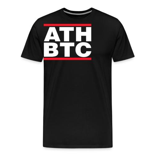 BTC Tshirt - ATH - Men's Premium T-Shirt