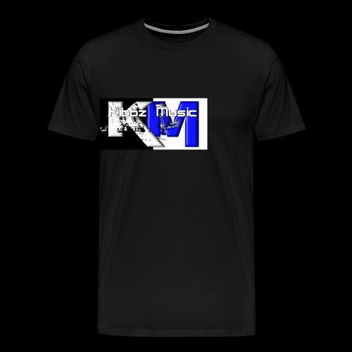 Kibbz Music - Men's Premium T-Shirt