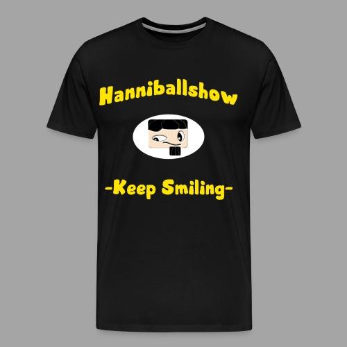 Hanniballshow - Men's Premium T-Shirt