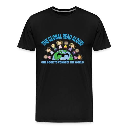 Global Read Aloud 2018 - Men's Premium T-Shirt