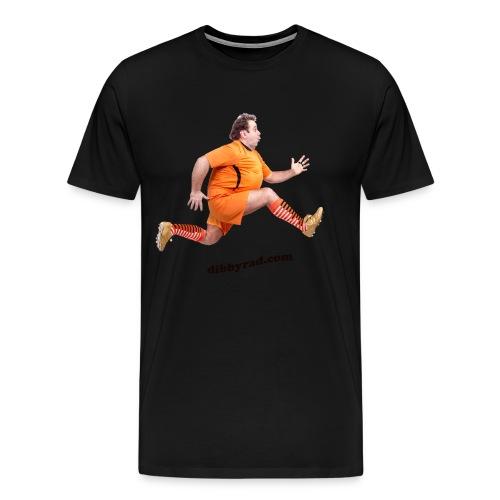 run - dibbyrad - Men's Premium T-Shirt